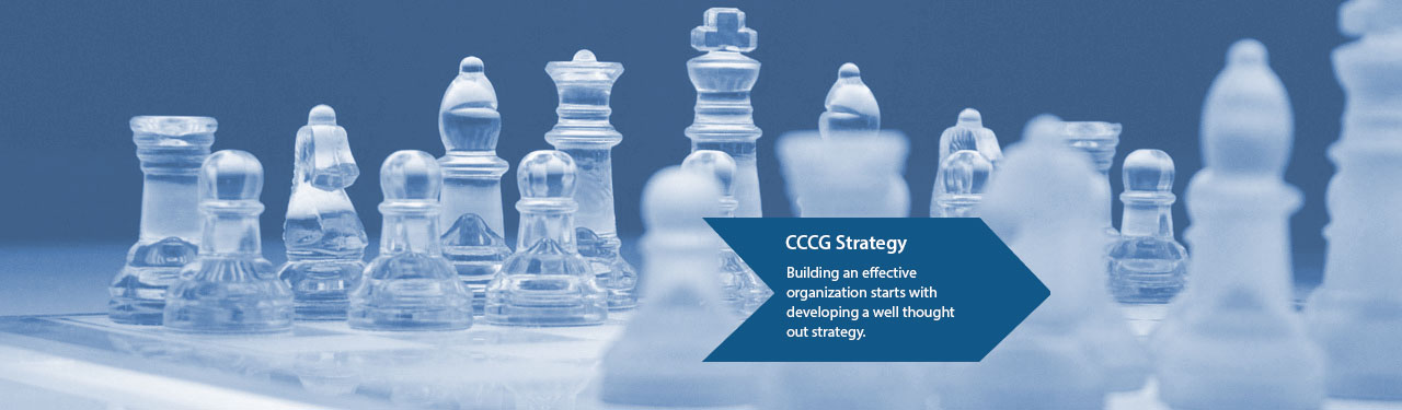 CCCG Strategy